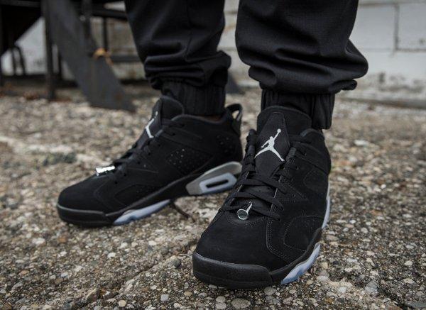 Air Jordan 6 Retro Low Chrome 2015 | Sneakers actus