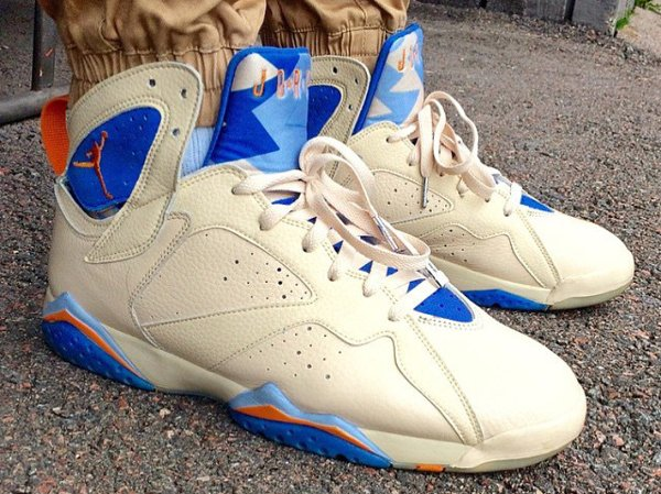 Air Jordan 7 Ceramic (Mowabb) - FRESH LACES (2006)