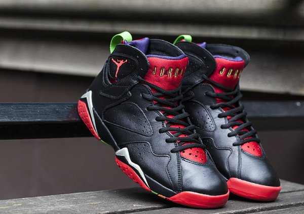 Air Jordan 7 Marvin The Martian (2)