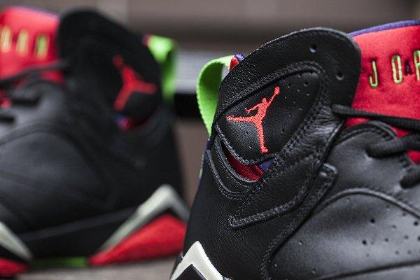 Air Jordan 7 'Marvin le Martien' (4)