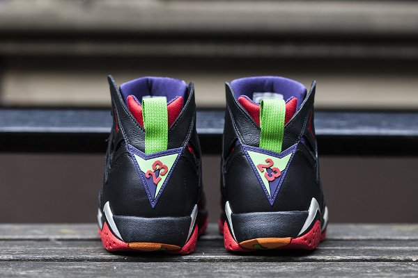 Air Jordan 7 'Marvin le Martien' (5)