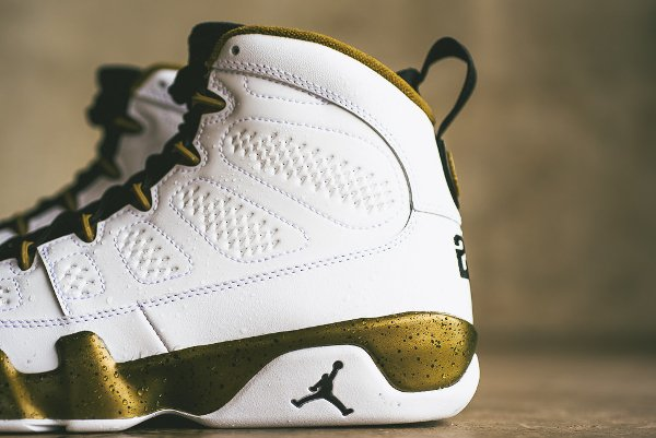 Air Jordan 9 Retro 'Statue' (2)