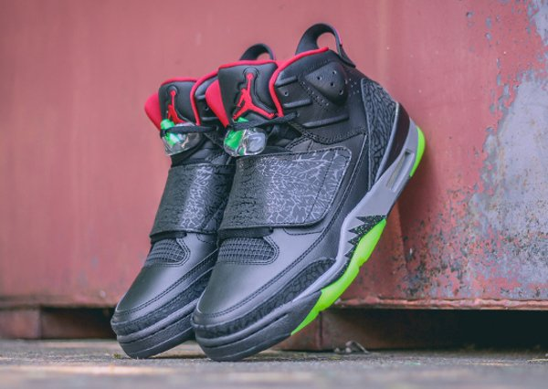 Air Jordan Son Of Mars Marvin The Martian (1)