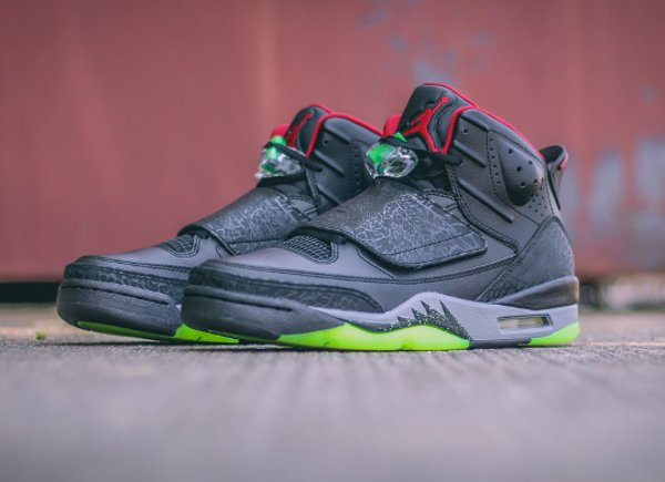 Air Jordan Son Of Mars Marvin The Martian (2)