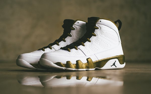 Air jordan 9 Retro The Spirit (2)