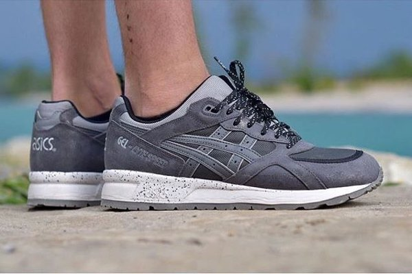 Asics Gel Lyte Speed Stealth Grey Camo