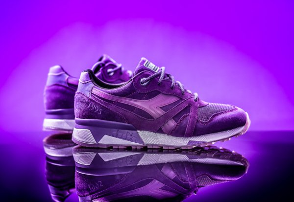 Diadora N9000 Purple Tape