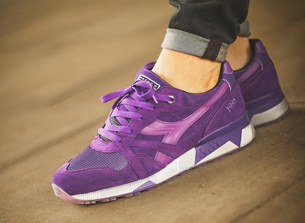 Diadora N9000 Purple Tape (1)