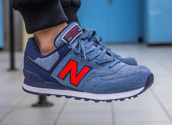 New Balance ML574 Blue Aster