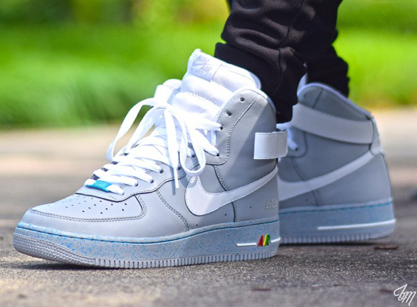 Nike Air Force 1 High Marty Mcfly (1)