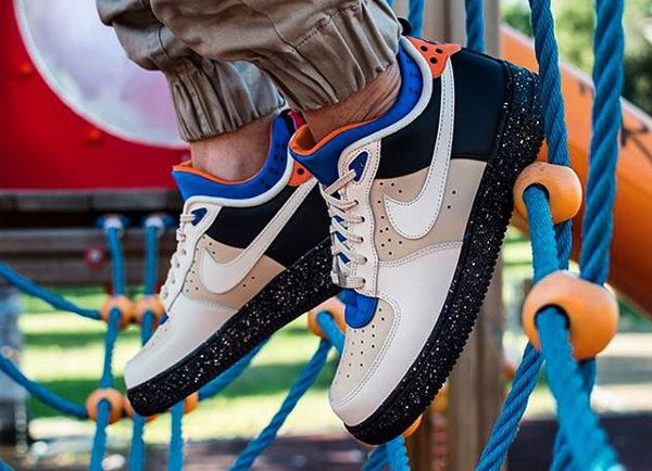 Nike Air Force 1 Low CMFT Mowabb - Rapics3