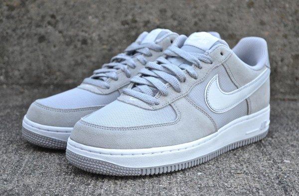 Low Nike Force Air PlatinumSneakers Grey 1 Actus MLpSzVqUG