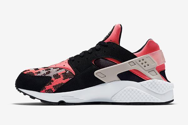 Nike Air Huarache PA Ethnic Hot Lava | Sneakers actus