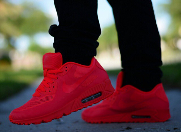 683dd4ec ... uk nike air max 90 hyperfuse id solar red codybarahona 2. 85909 a0af4