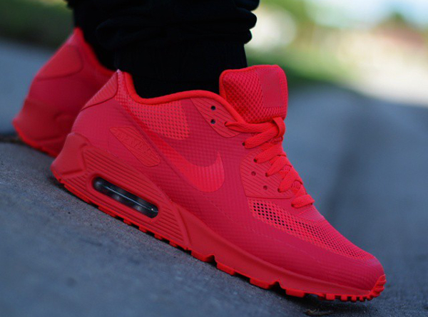 air max 90 id rouge