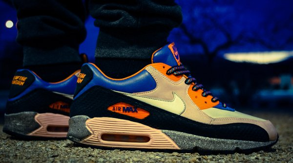 Nike Air Max 90 Mowabb King Of Mountain - John Fernandez-1