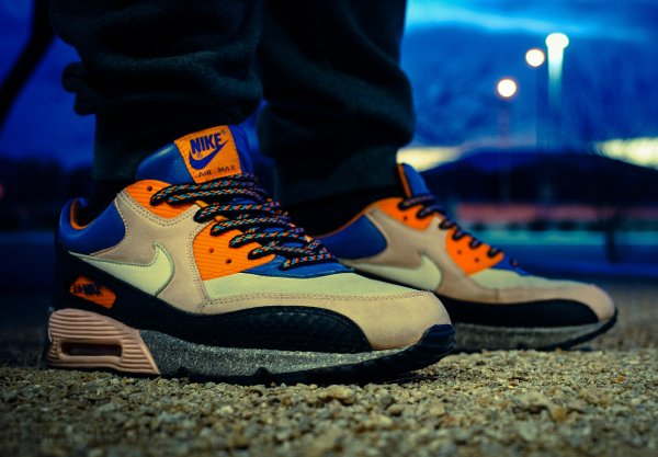 Nike Air Max 90 Mowabb King Of Mountain - John Fernandez