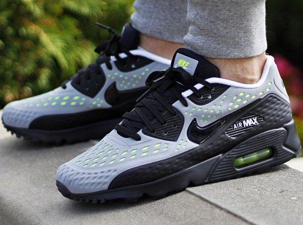 half off fd8c1 d1e94 Nike Air Max 90 Ultra BR Neon | Sneakers-actus