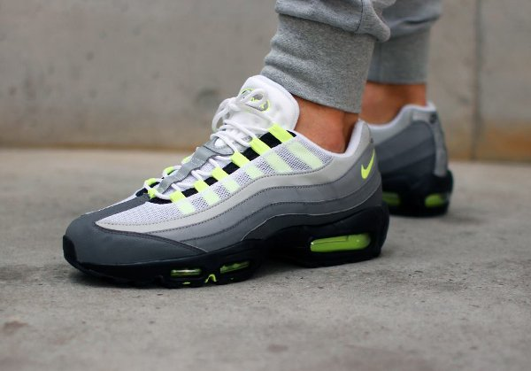 pretty nice 2ab8a bfe7b Nike Air Max 95 OG PRM Neon Animal & 3M Reflective