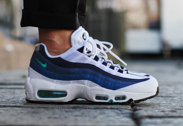 low cost innovative design vast selection Nike Air Max 95 OG Slate 2015 | Sneakers-actus