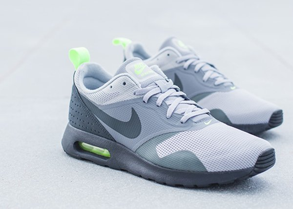 Nike Air Max Tavas Wolf Grey Anthracite (2)