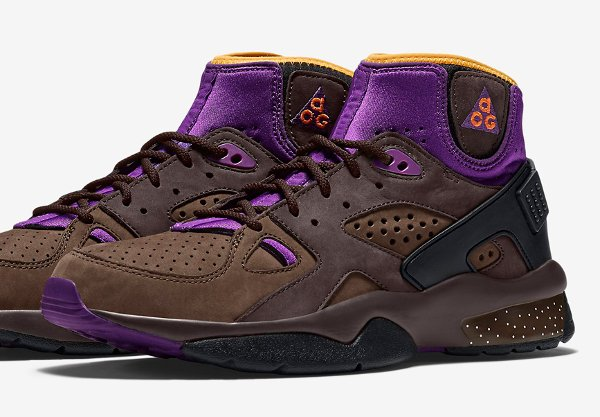 Nike Air Mowabb OG Pitch Trails End Brown