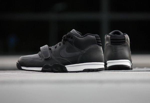 Nike Air Trainer 1 Anthracite (2)