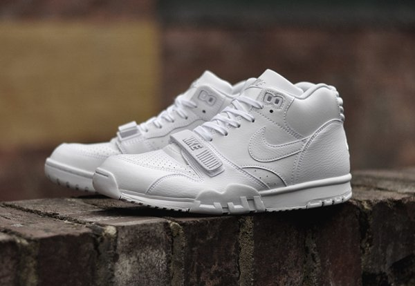 Nike Air Trainer 1 Mid Pure Platinum (1)