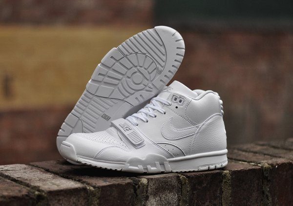 Nike Air Trainer 1 Mid Pure Platinum (3)
