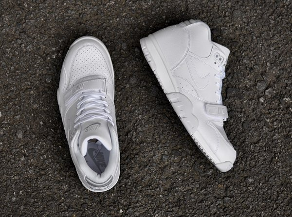 Nike Air Trainer 1 Mid Pure Platinum (4)