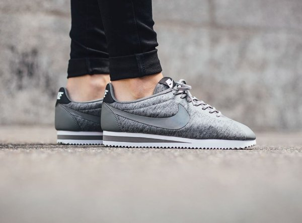 hot sale online 193ee 4b031 Nike Cortez Cool Grey Black (5)