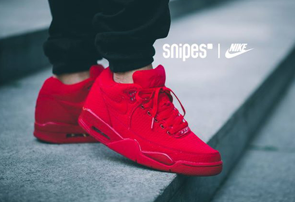 Nike Flight Squad QS rouge (1)