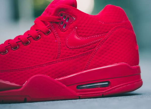 nike flight squad qs rouge