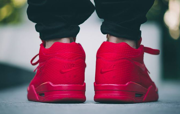 Nike Flight Squad QS rouge (4)
