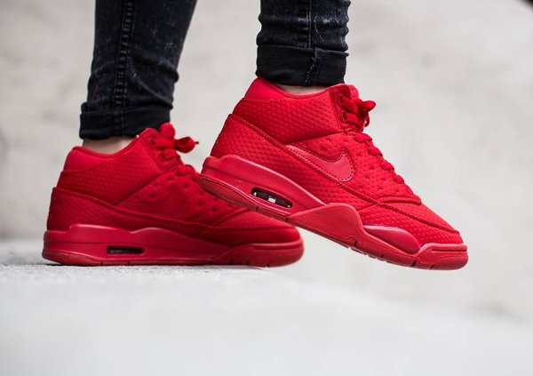 Nike Flight Squad University Red (1)