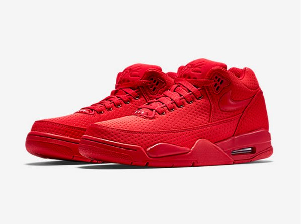 Nike Flight Squad University Red (6)