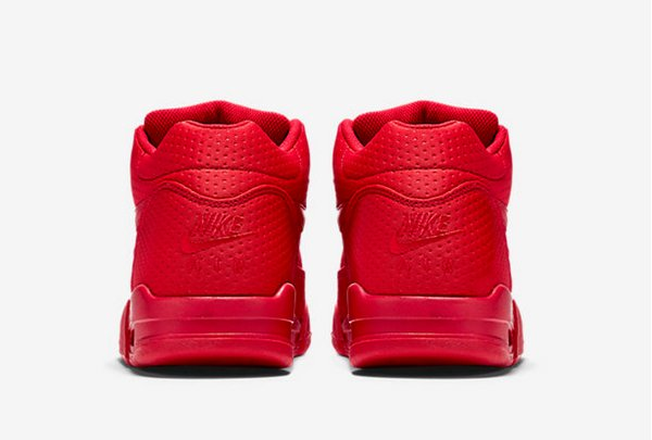 Nike Flight Squad University Red (7)