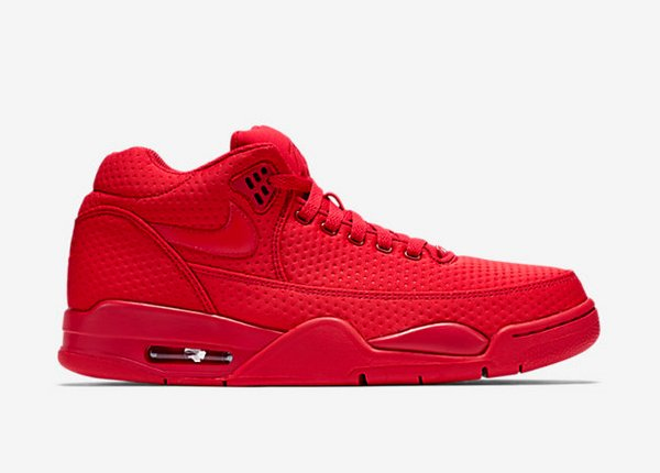 Nike Flight Squad University Red (8)