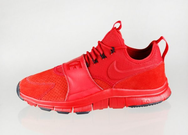 Nike Free Ace Leather University Red