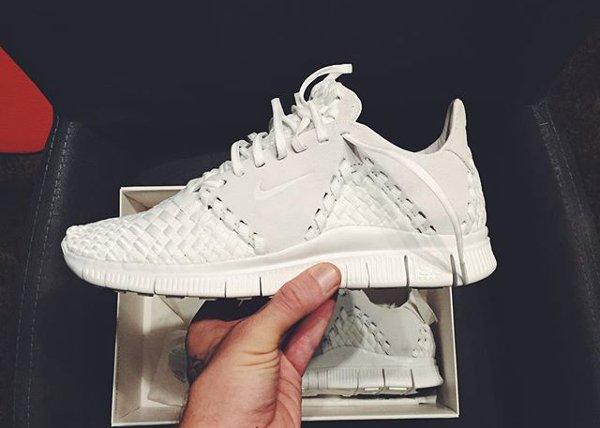 Nike Free Inneva Woven 2 SP White (1)