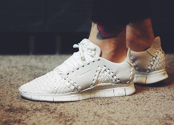 Nike Free Inneva Woven 2 SP White (blanc)