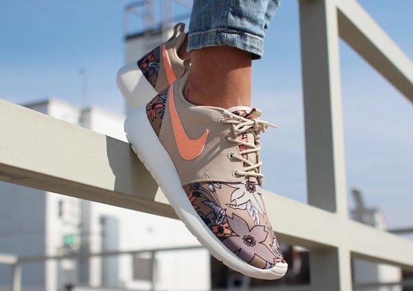 Nike Roshe Run Aloha Rattan Sunset Glow (1)