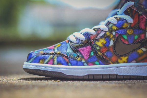 Nike SB Dunk High Stained Glass (3)