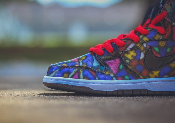 Nike SB Dunk High Stained Glass (7)