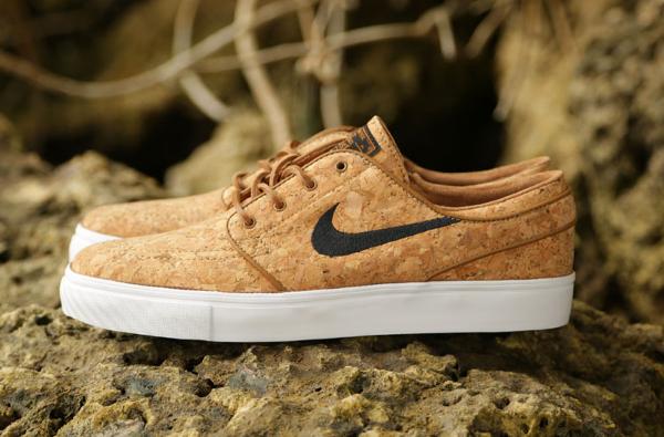 Nike SB Stefan Janoski Elite Cork | Sneakers actus