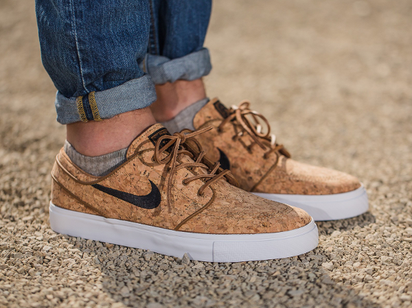 Nike SB Stefan Janoski Elite Cork | Sneakers-actus