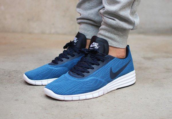 Nike SB Paul Rodriguez 9 R R Blue (1)