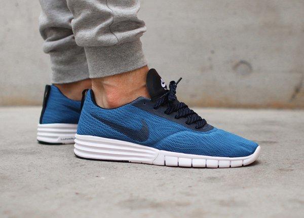 Nike SB Paul Rodriguez 9 R R Blue (2)