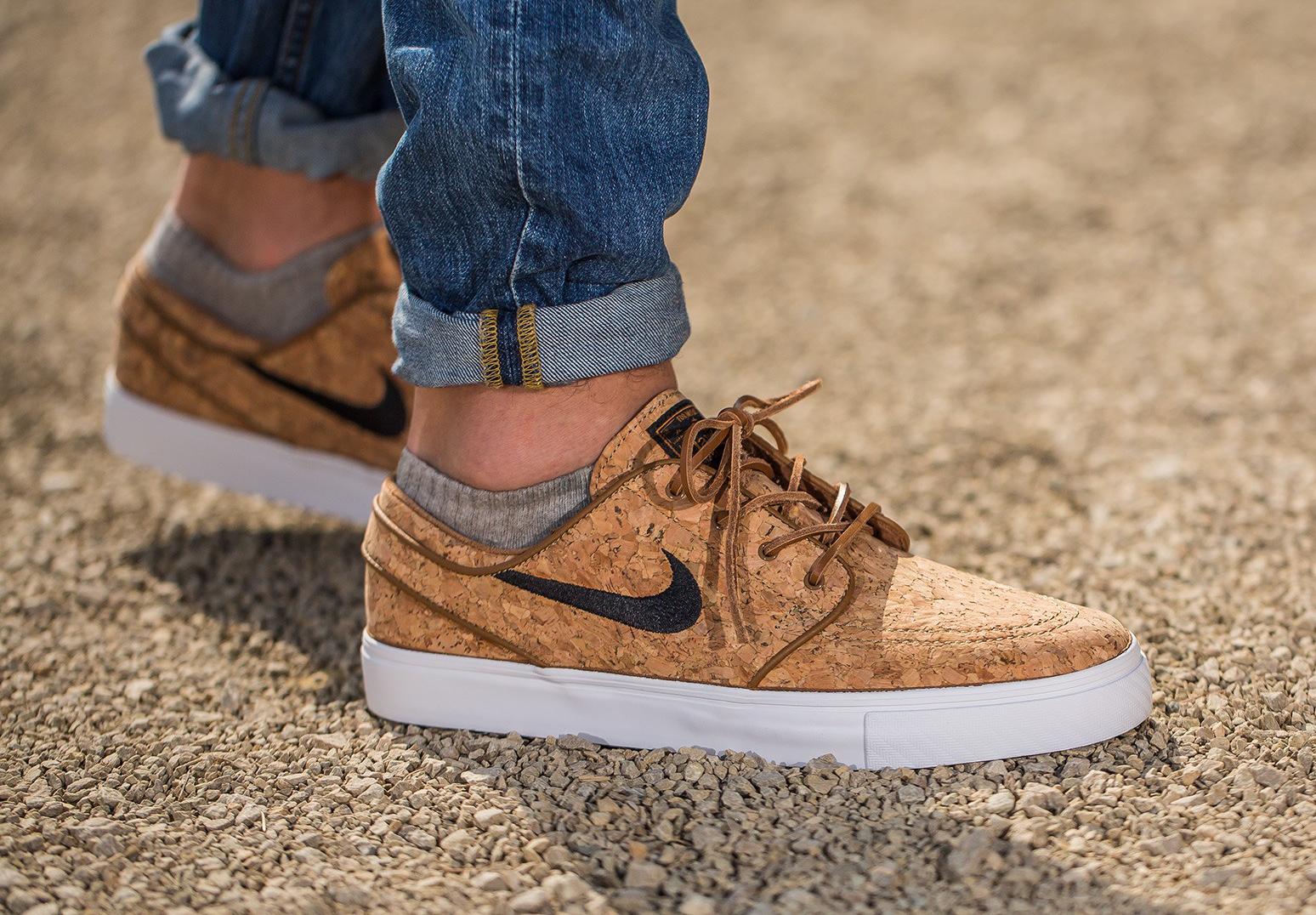 cada vez Papá Poner la mesa  Nike SB Stefan Janoski Elite Cork | Sneakers-actus