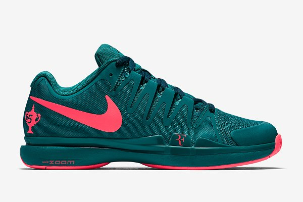 Nike Zoom Vapor Tour 9.5 Emerald Teal Hot Lava (1)